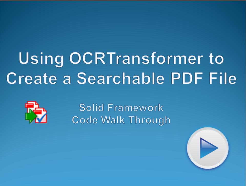 PDF Transformers